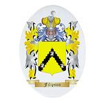 Filipson Ornament (Oval)