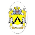 Filippucci Sticker (Oval)