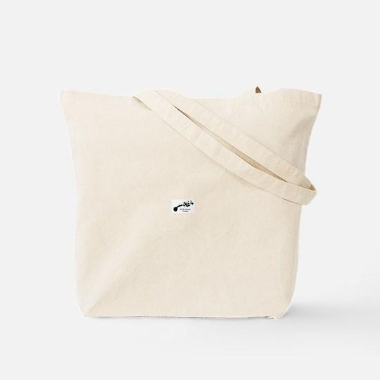 XOXO Street Art Tote Bag