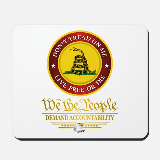 DTOM We The People Mousepad