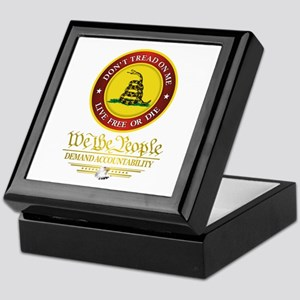DTOM We The People Keepsake Box