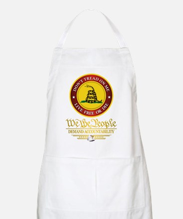 DTOM We The People Apron