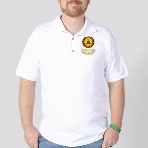 DTOM We The People Golf Shirt