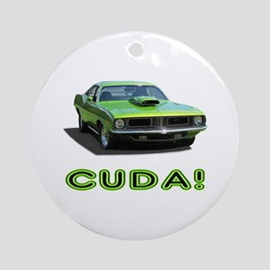 CUDA! Ornament (Round)