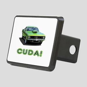 CUDA! Rectangular Hitch Cover