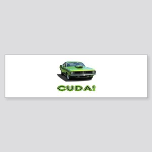 CUDA! Bumper Sticker