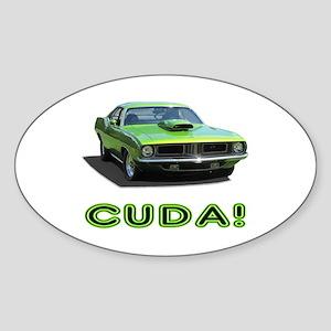 CUDA! Sticker
