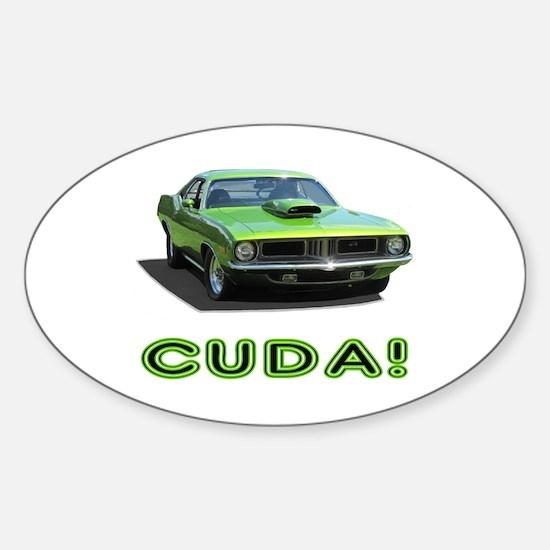 CUDA! Decal