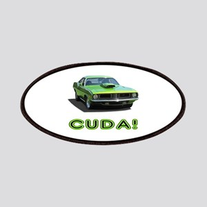 CUDA! Patches