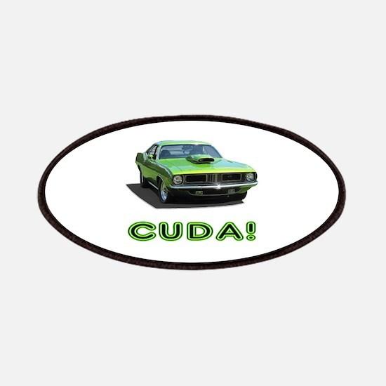 CUDA! Patches