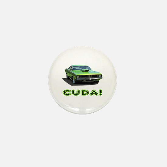 CUDA! Mini Button