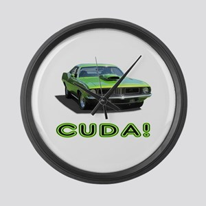 CUDA! Large Wall Clock
