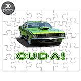 Classic car Puzzles