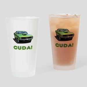 CUDA! Drinking Glass