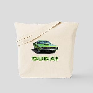 CUDA! Tote Bag