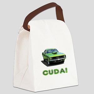 CUDA! Canvas Lunch Bag