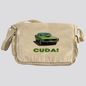 CUDA! Messenger Bag
