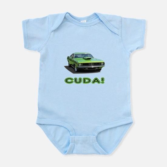 CUDA! Body Suit