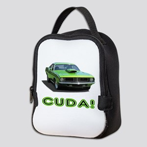 CUDA! Neoprene Lunch Bag