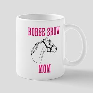 Horse Show Mom Mugs
