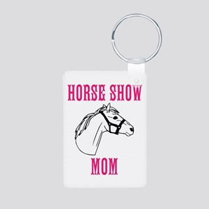 Horse Show Mom Keychains