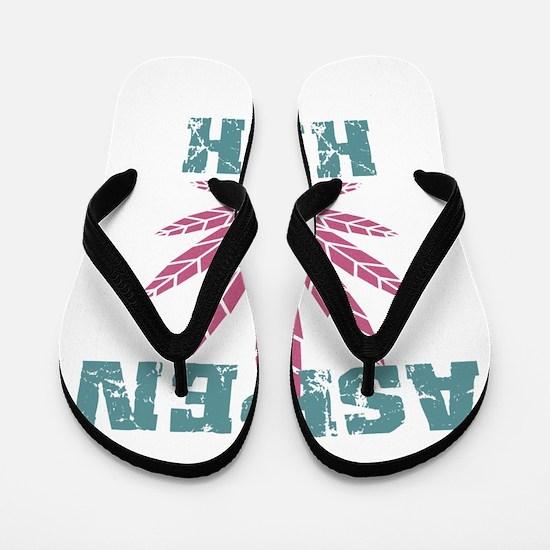 Aspen High Flip Flops