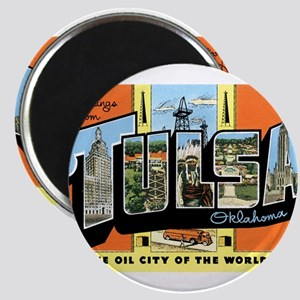 Tulsa Oklahoma OK Magnets