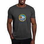 Rv Beachbum Logo Dark T-Shirt