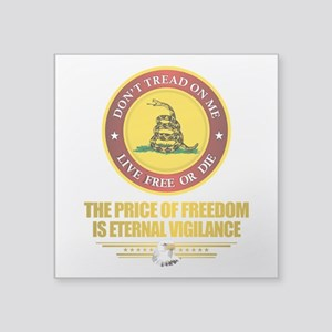 (DTOM) The Price of Freedom Sticker