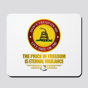 (DTOM) The Price of Freedom Mousepad