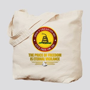 (DTOM) The Price of Freedom Tote Bag