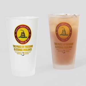 (DTOM) The Price of Freedom Drinking Glass