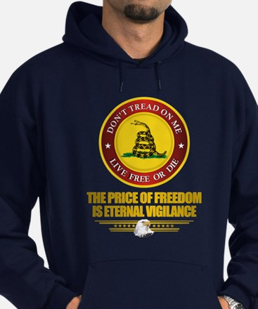 (DTOM) The Price of Freedom Hoodie