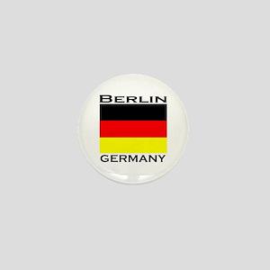 Berlin, Germany Mini Button