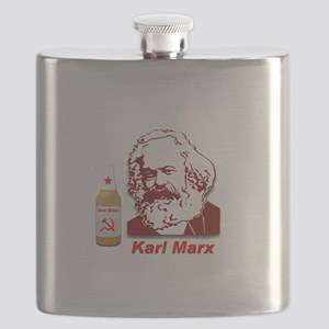 Red Bliss: The People's Beer Flask