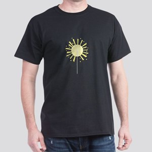 July Fourth Sparkler Firework T-Shirt