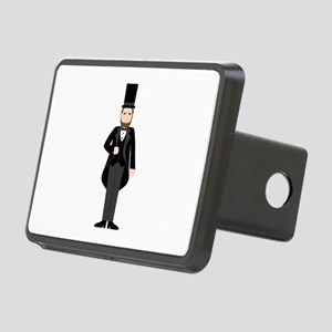 Abraham Lincoln President Hitch Cover