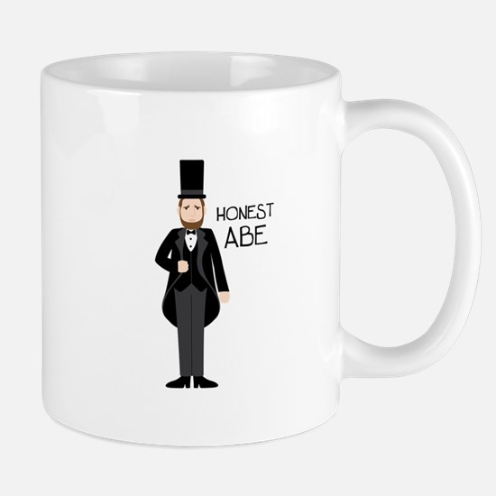 HONEST ABE Mugs