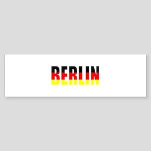 Berlin, Germany Bumper Sticker