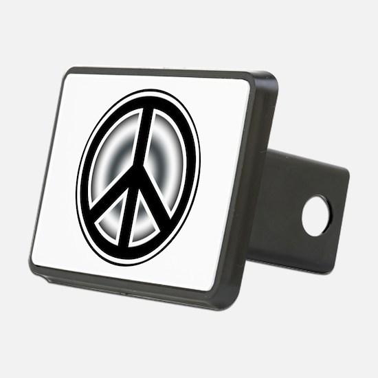 Vintage Peace symbol Hitch Cover