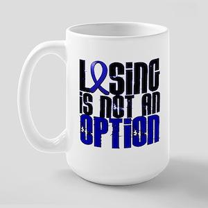 Losing Not Option Dysautonomia Large Mug