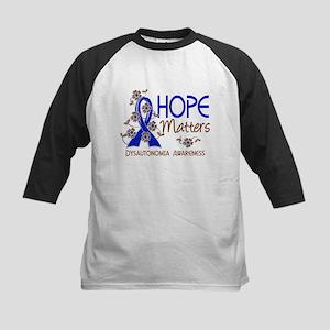 Hope Matters 3 Dysautonomia Kids Baseball Jersey
