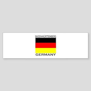 Baden-Wurttemburg, Germany Bumper Sticker