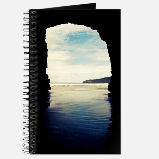 New Zealand Sea Cave Journal