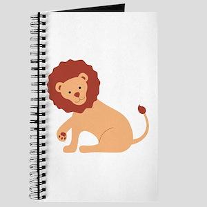 Lion Animal Journal