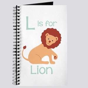 L Is For Lion Journal