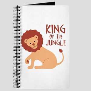 King Of The Jungle Journal
