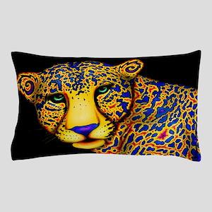 CP_luipaard poster Pillow Case