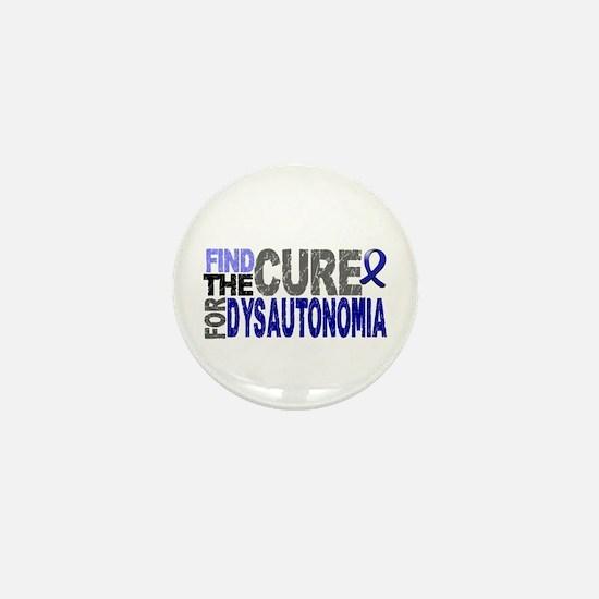 Find the Cure Dysautonomia Mini Button