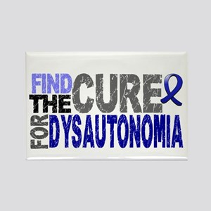 Find the Cure Dysautonomia Rectangle Magnet